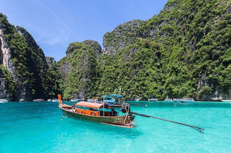 excursiones desde aonang: Koh Phi Phi
