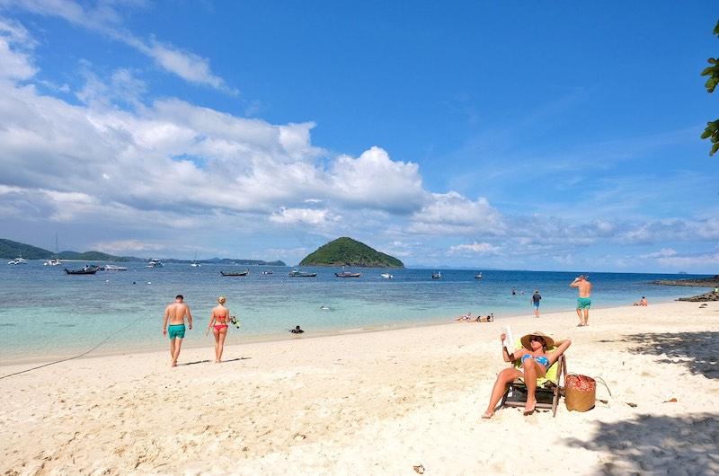 vacaciones en Tailandia: Playas de Phuket