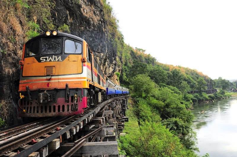 el ferrocarril de la muerte