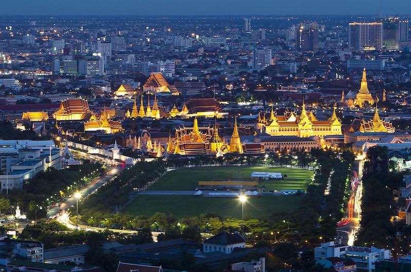 vacaciones en Tailandia: la capital Bangkok