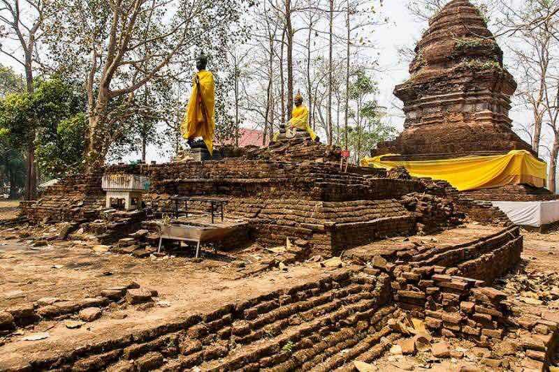 Ruinas de Chiang Saen