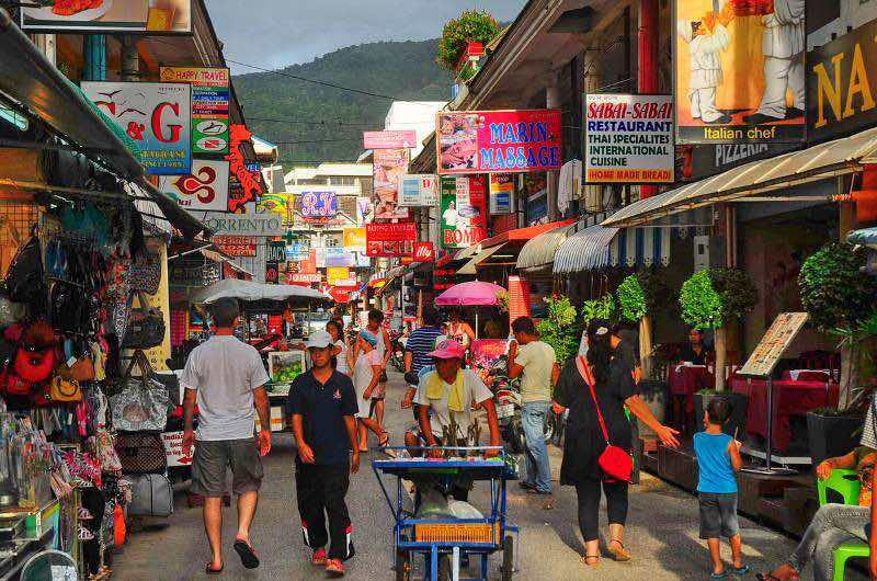 Donde comprar en Tailandia