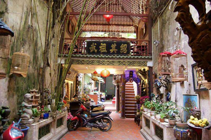 Cafés de Hanoi