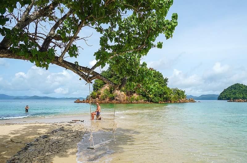 Islas de Krabi: Koh Pakbia