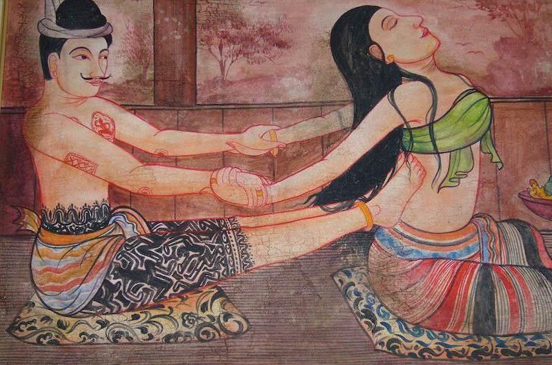 Masaje tailandés tradicional