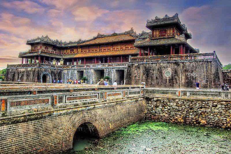 La ciudad prohibida de Hue