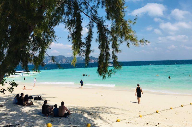 Viaje a Tailandia Camboya y Vietnam: playas de Krabi