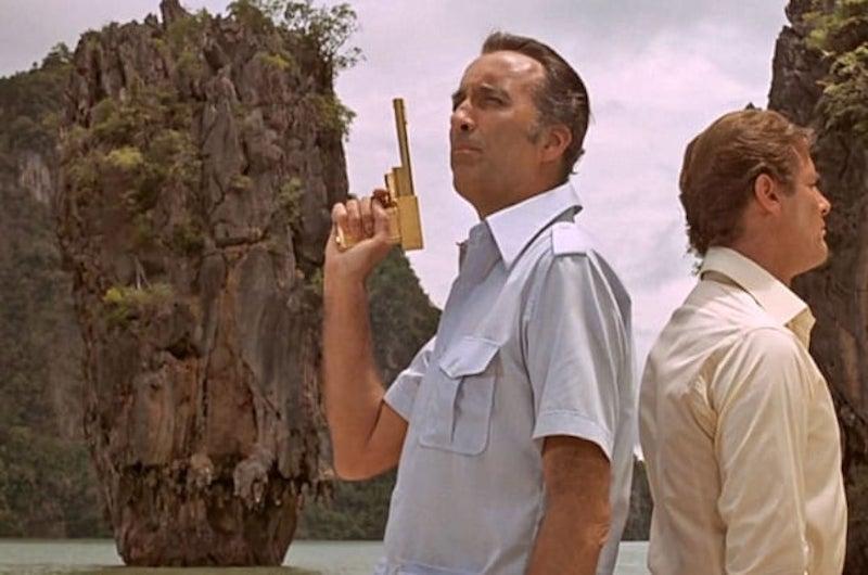 El hombre de la pistola de oro Tailandia