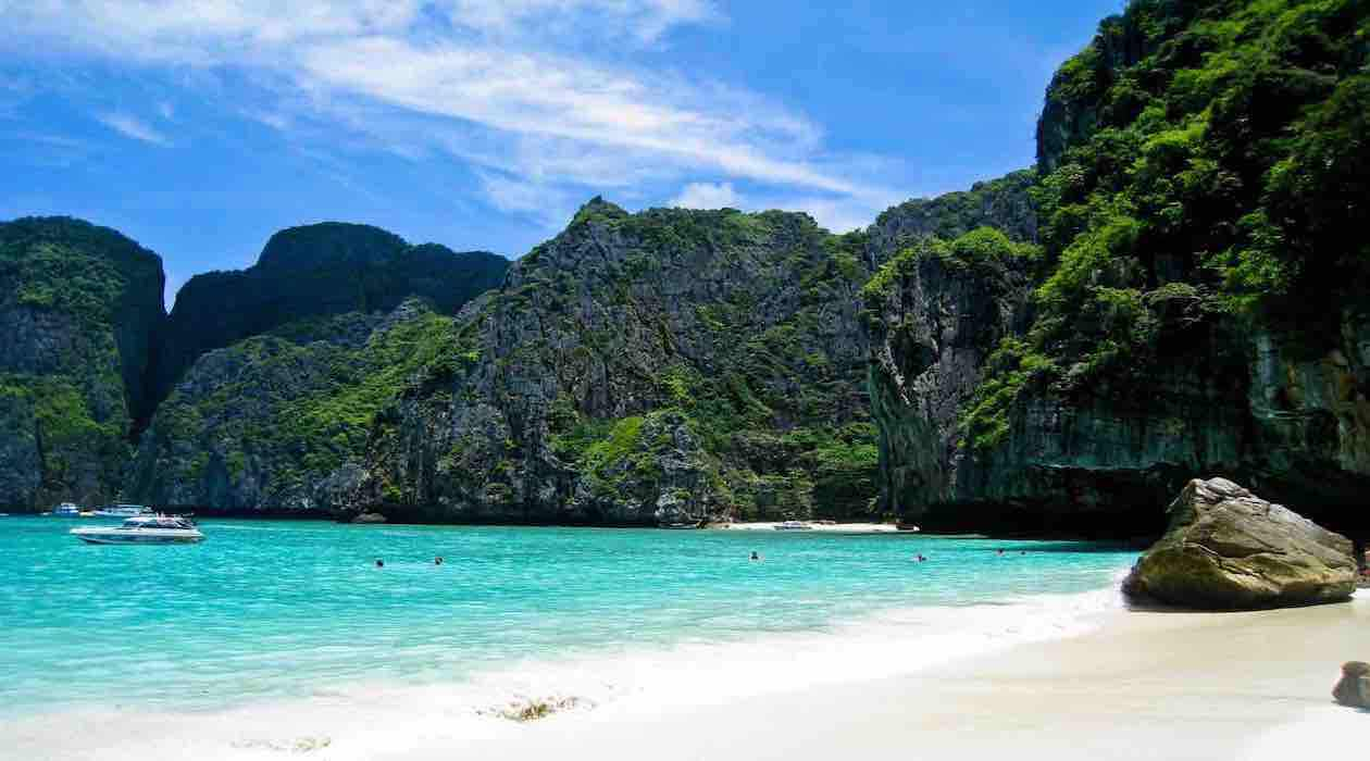 Islas Phi Phi Maya Bay