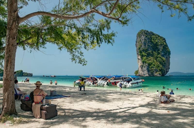 Islas de Krabi Koh Poda