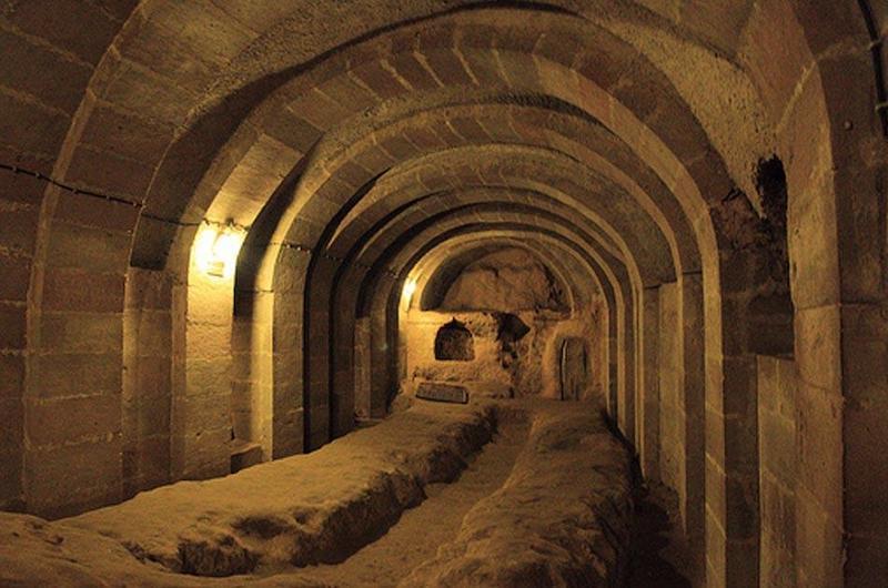 Los tuneles de Cu Chi