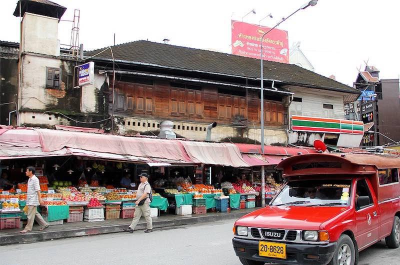 Mercado de Warorot