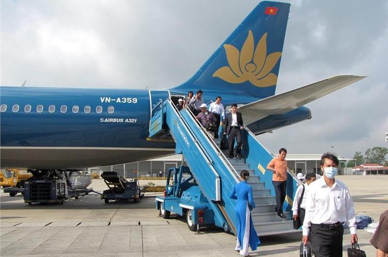 Como llegar a Hue vietnam airlines