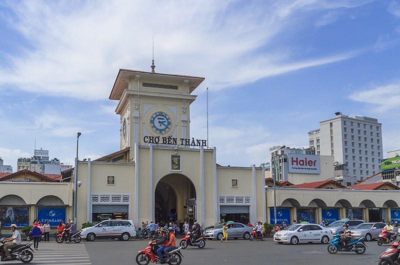 El Mercado de Ben Thanh
