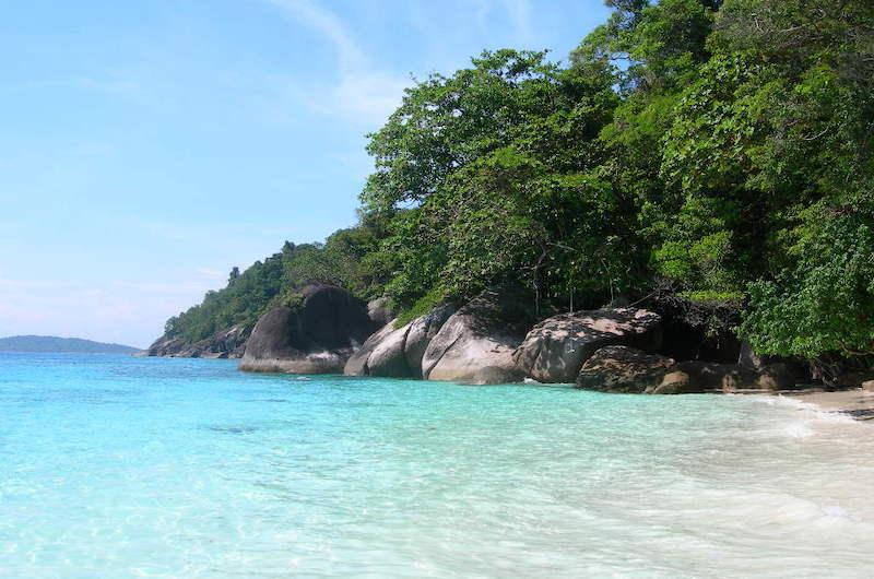 Islas Similan Tailandia