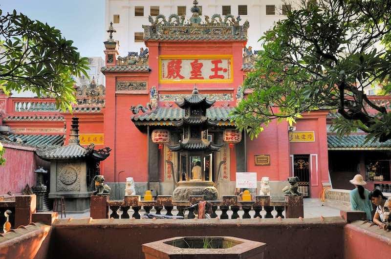 La Pagoda del Emperador de Jade