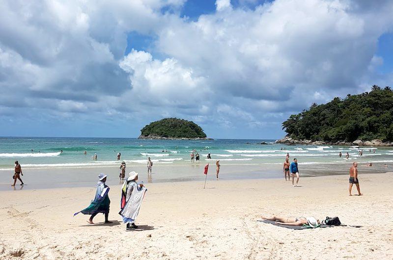 La playa de Kata