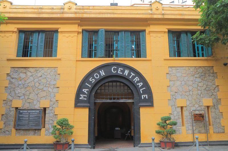 La prisión de Hoa Lo