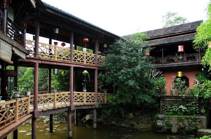 Las Casas Jardin de Hue