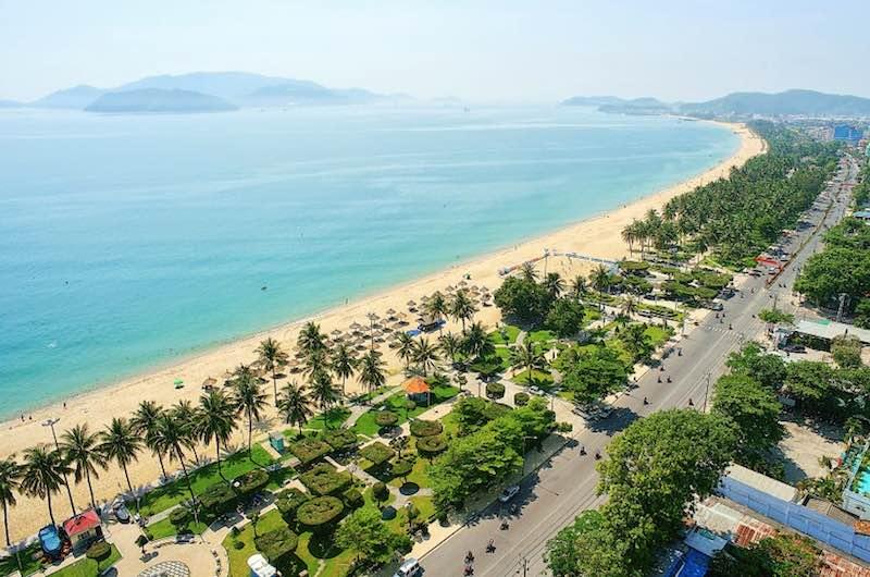 Las Playas de Vietnam Nha Trang