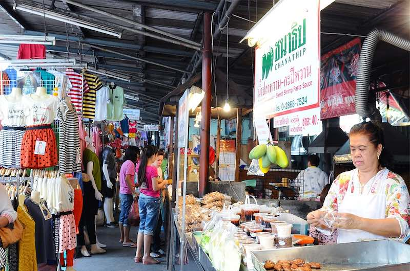 Mercado de Klong San