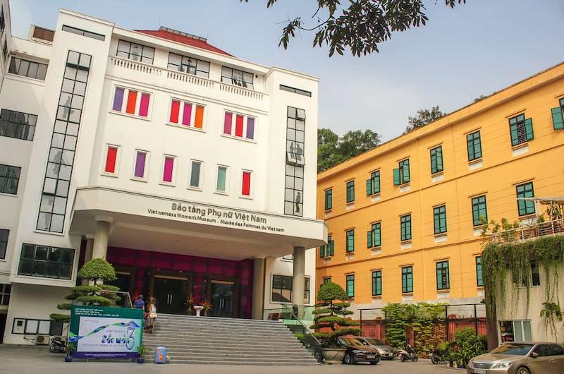 Museo de las Mujeres de la capital de vietnam