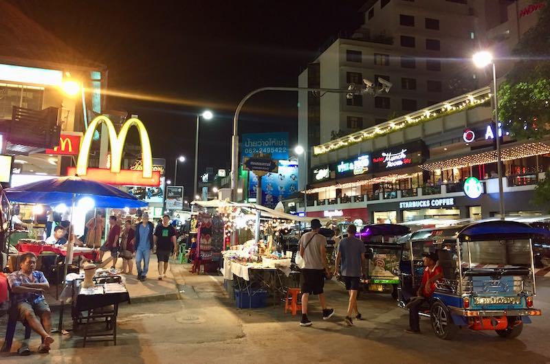 Night Bazar Chiang Mai