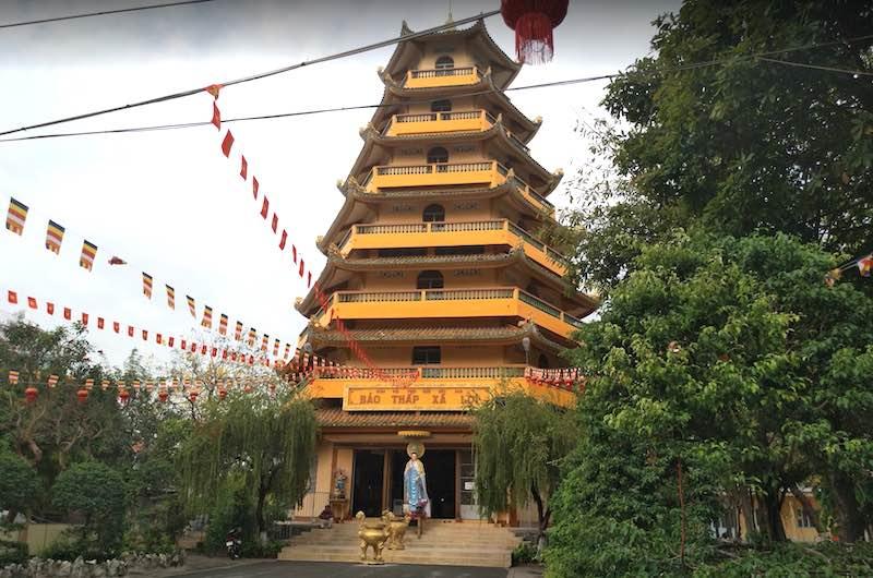 Pagoda Giam Lac Pagoda