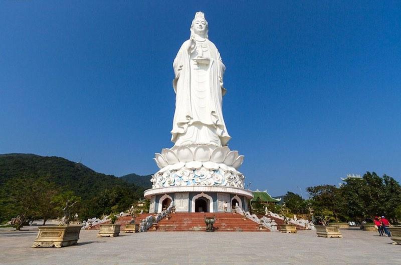 Pagoda de Linh Ung Da Nang