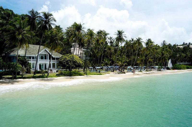 Panwa Beach en Phuket