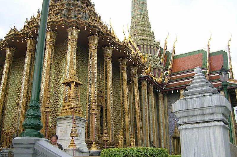 edificio Phra Mondob