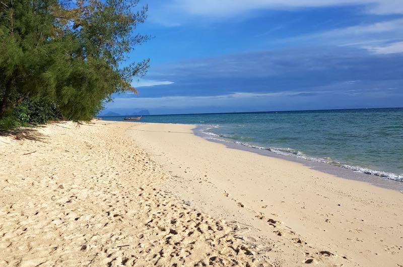 Playa de Isla de Koh Ngai