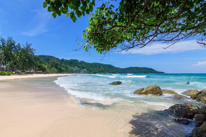 Playa de Kata Beach