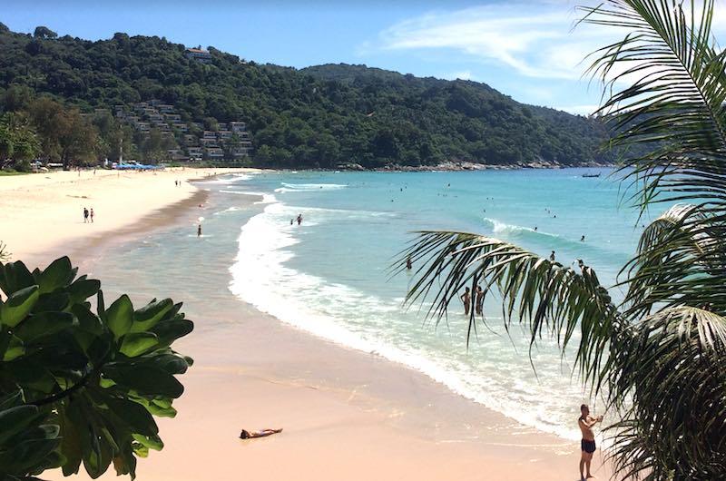 Playa de Kata Noi en Phuket