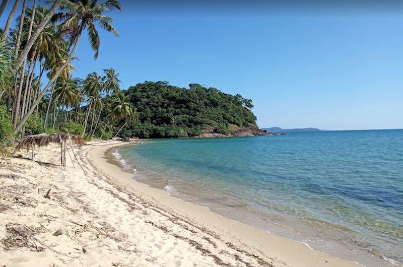 Playa de Wai Chaek en Koh Chang