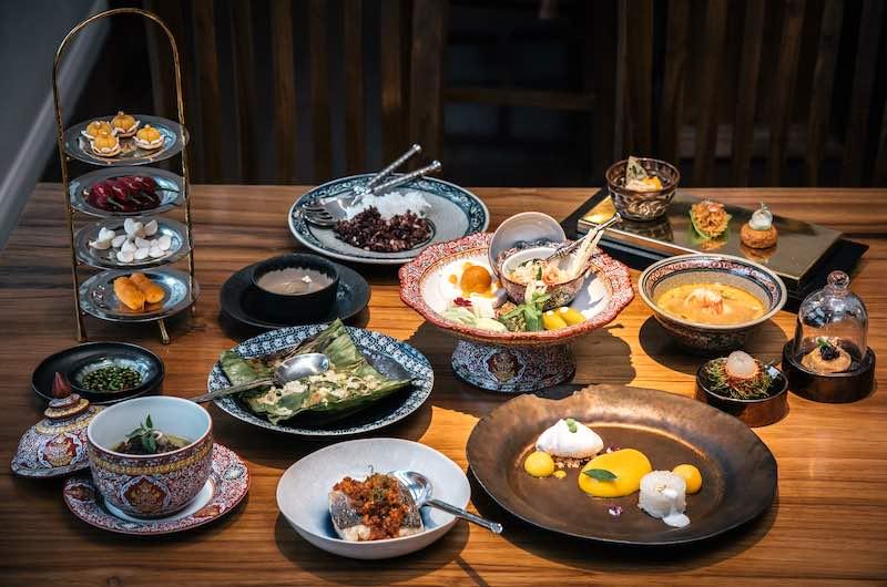 Restaurante RHaan Bangkok