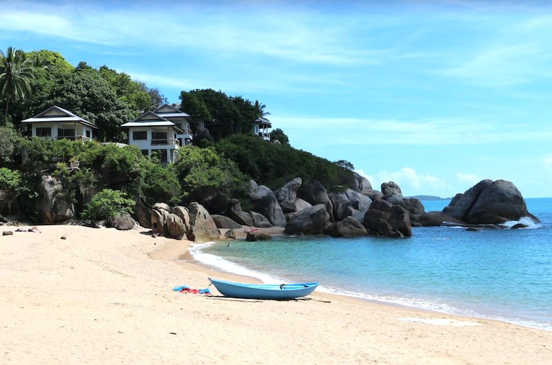 Silver Beach en Koh Samui