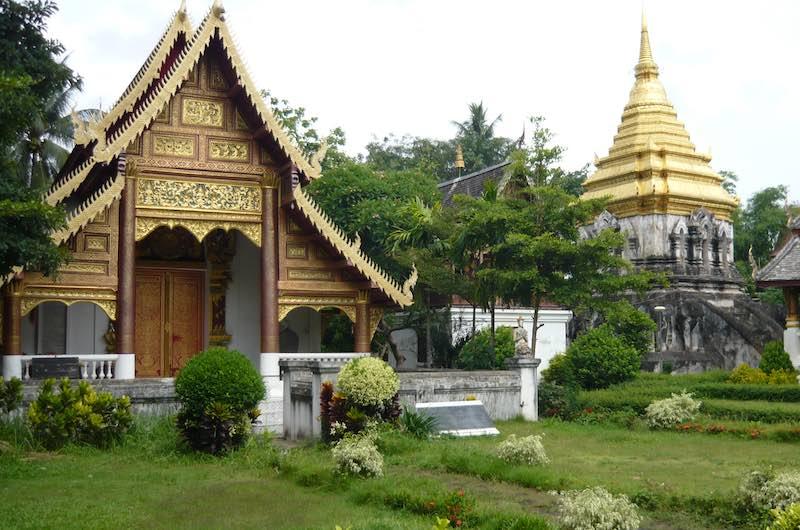 Wat Chiang Man en Chiang Mai
