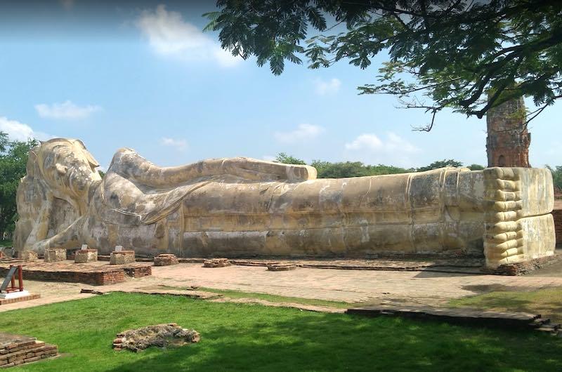 Templo Wat Lokayasutharam