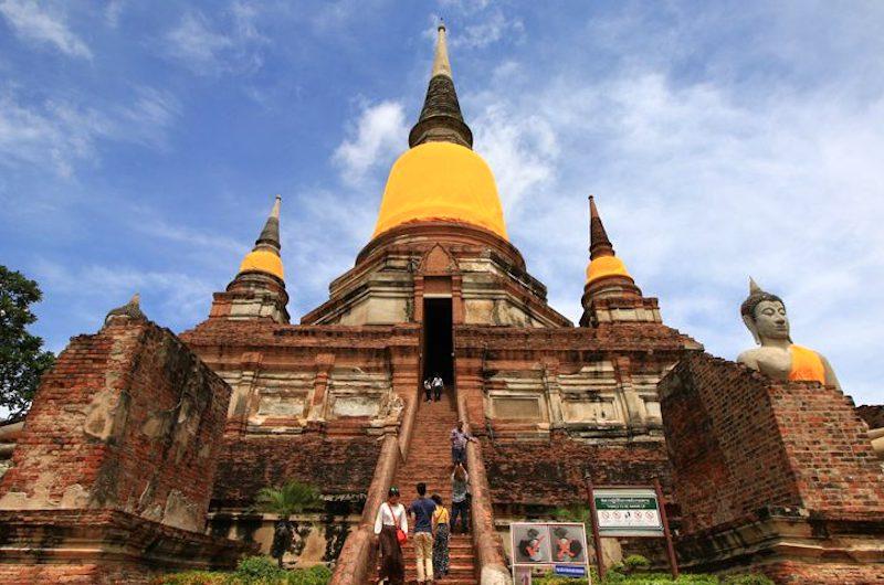Templo Wat Yai Chai Mongkol