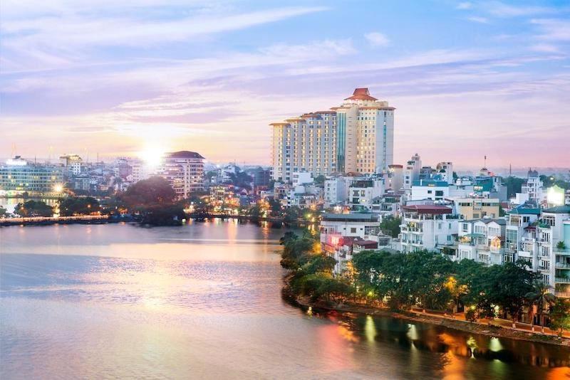 guia de turismo Hanoi